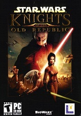 Obal hry Knights of the Old Republic